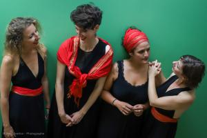 Quatuor Vocal Méliades